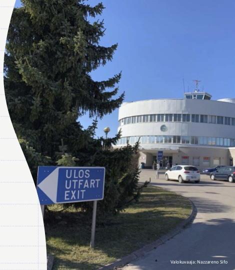 Malmin lentoaseman päärakennus